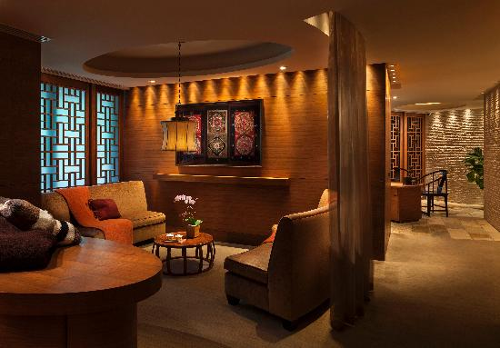 CHI, The Spa at Shangri-La Hotel, Vancouver: Relaxation Lounge