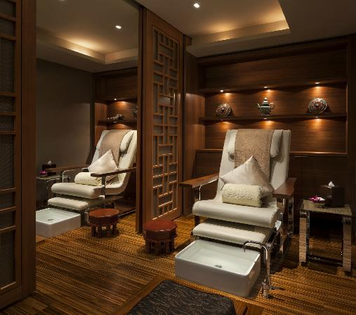 Chi The Spa At Shangri La Hotel Vancouver