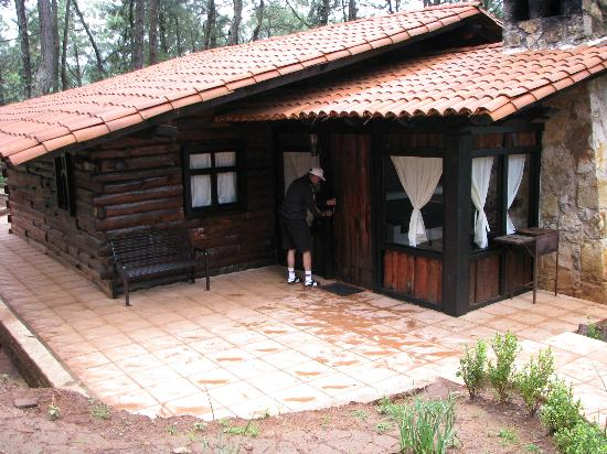 Mazamitla, Μεξικό: Our cabin