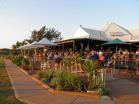 Cable Beach Club Resort Spa Sunset Restaurant