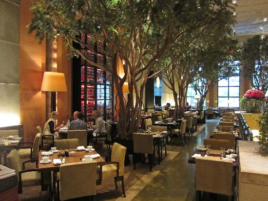 Lobby Picture Of Four Seasons Hotel New York New York City Tripadvisor