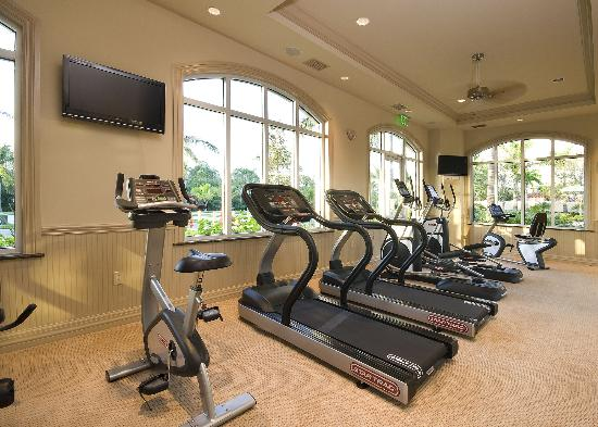 Naples Motorcoach Resort: Fitness Center