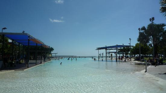 ‪‪Cairns Esplanade Swimming Lagoon‬: Pool‬