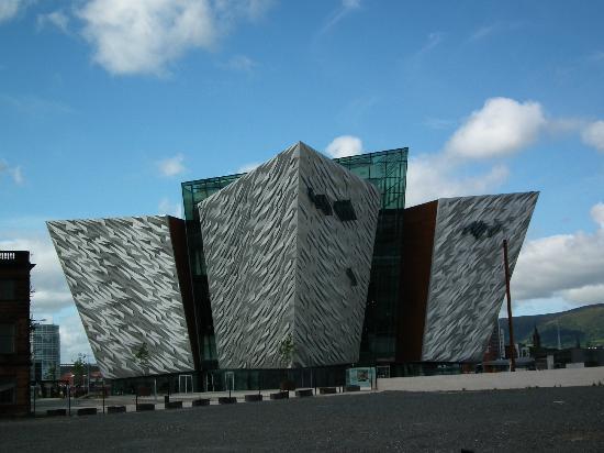 Radisson Blu Hotel, Belfast: Belfast view 4