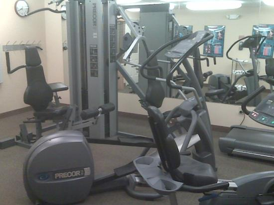 Candlewood Suites Polaris: Fitness area