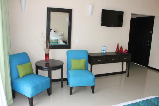 La Quinta Gran Bahia Cuastecomates: Habitación Deluxe