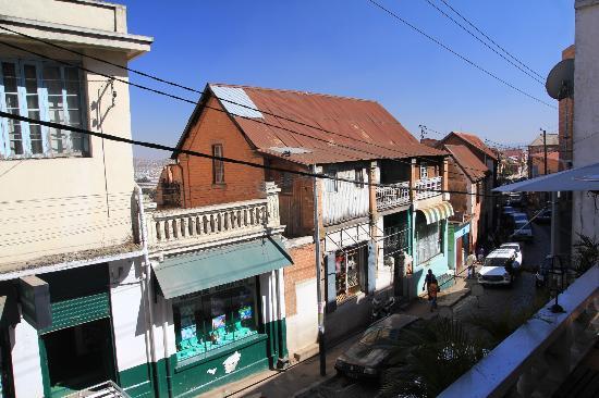 Hotel Brajas : dalla terrazza del ristorante