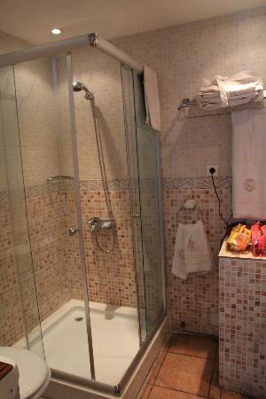 Hotel Brajas : il nostro bagno
