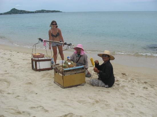 بيل ريزورت: lamai beach 