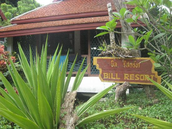 Bill Resort: our rooms