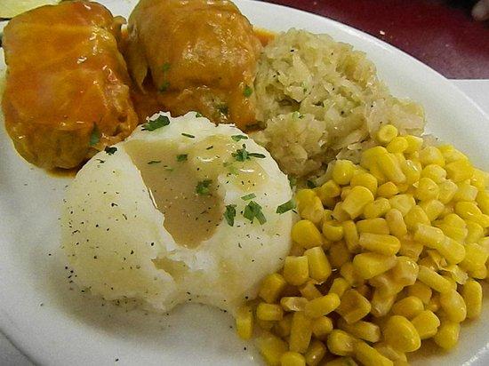 Sabina's Restaurant: Polish Platter
