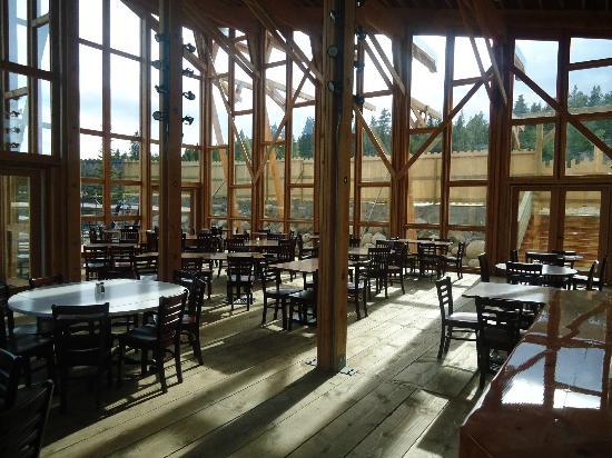 Cliffside Restaurant & Bar, Fraser Lake