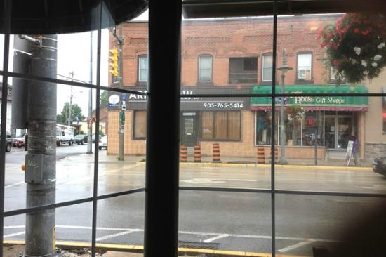 Cornerstone Tap & Grill Windowseat