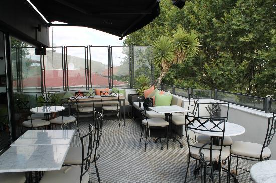 إسطنبول هوتل نوماد - سبيشال كلاس: The terrace 