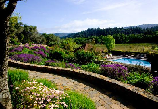 The Wine Country Inn: Enjoy our grounds