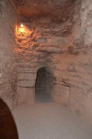 Manitou Cliff Dwellings: El museo
