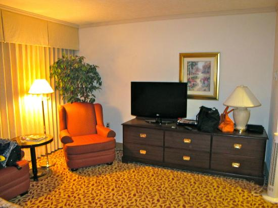 Royal Scot Hotel & Suites: Large comfortable king room