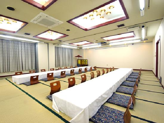 Sasebo Daiichi Hotel: 宴会場