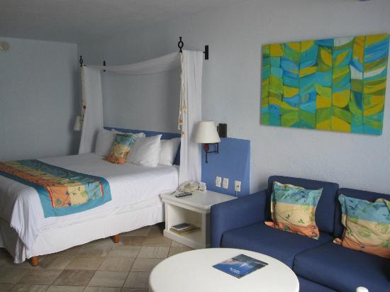 Hyatt Ziva Puerto Vallarta: Room 1715!
