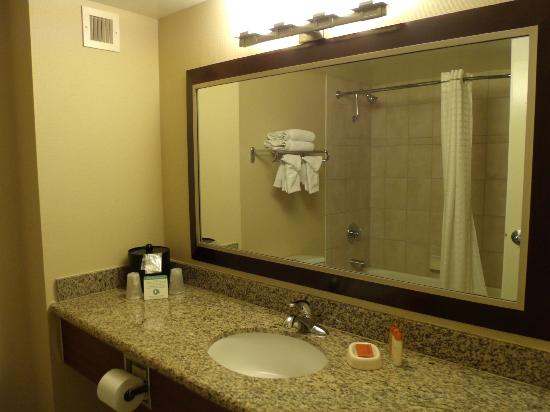 Boulder Station Hotel and Casino: Baño