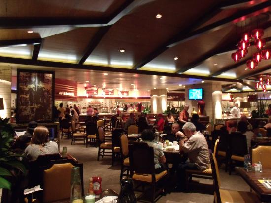Boulder Station Hotel and Casino: Aca desayunabamos todos los dias