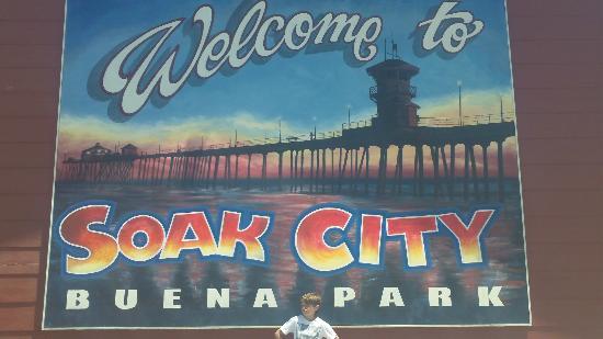 Knott's Soak City U.S.A.: Entrada a Soak City