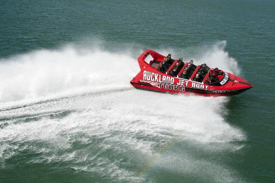 Auckland Jet Boat Tours