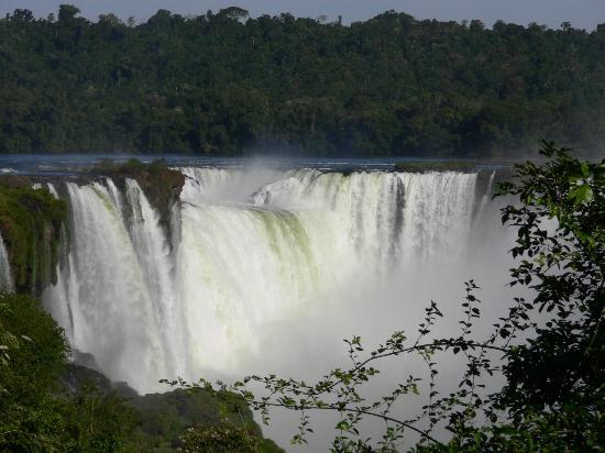 Iguazu Falls: lado argentino de las cataratas