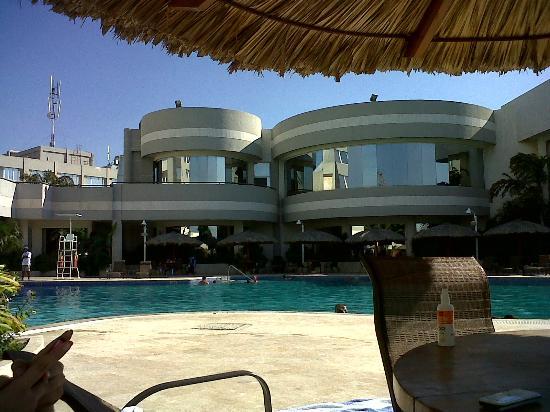 Crowne Plaza Maruma Hotel & Casino: piscina