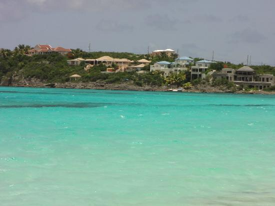 CuisinArt Golf Resort & Spa: visiting shoal bay beach