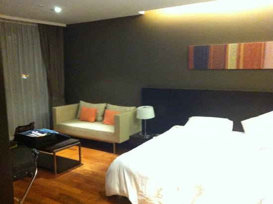 Fraser Suites Sukhumvit: big rooms