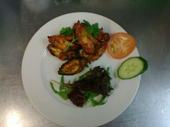 Mirchi: Chicken wings