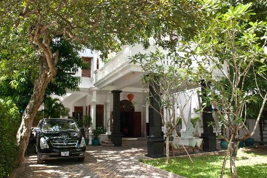 The Governors House Boutique Hotel Phnom Penh: The Governor's House