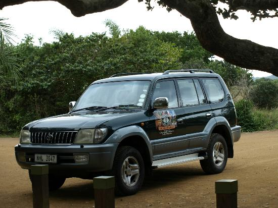 Heritage Day Tours & Safaris: non-safari vehicle
