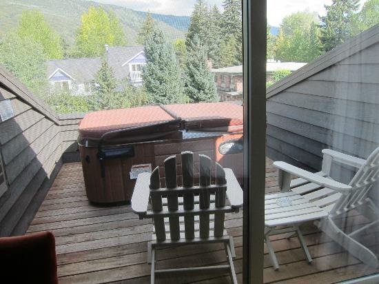 Hotel Aspen: Jacuzzi Suites