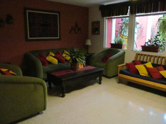 Hotel Casa Rustica: Hotel Lobby
