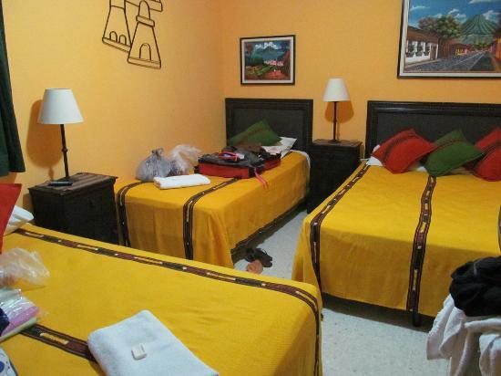 Hotel Casa Rustica: Room