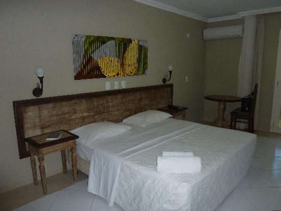 Hotel Don Quijote: Habitacion