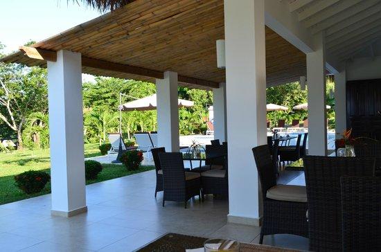 Hotel Bocas del Mar: Dining