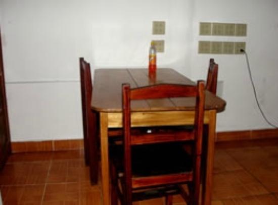 Hotel Cayo Zapatilla : Comedor