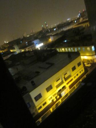 Dali Plaza Hotel: view