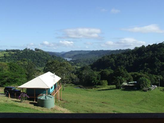 Maleny Tropical Retreat: View from the deck