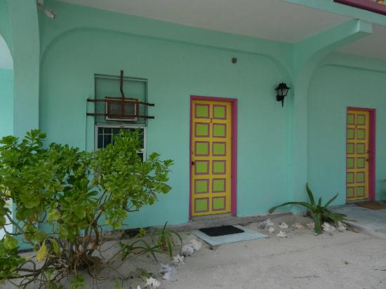 Barefoot Beach Belize: Room #1