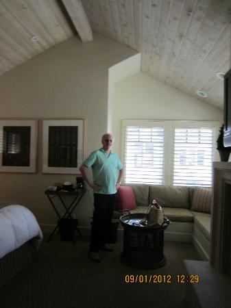 Hotel Cheval: Feathers Room