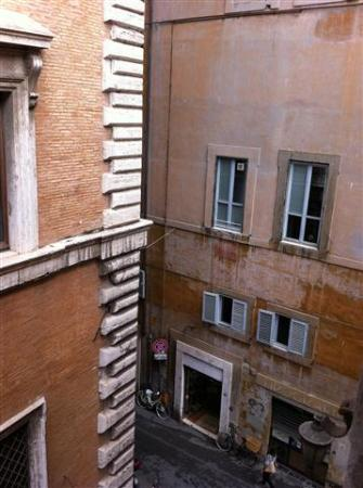 Hotel Navona: Location