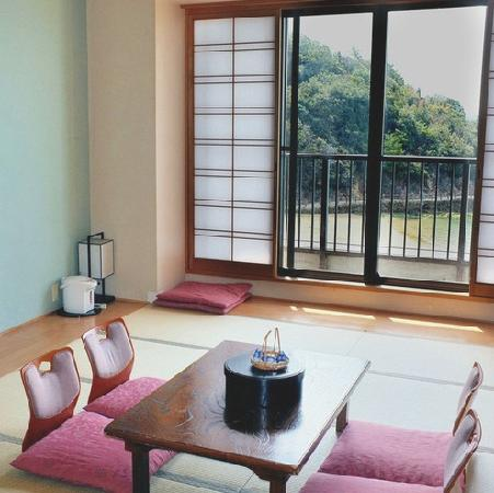 Kokumin Shukusha Sensuijima: 国民宿舎 仙酔島