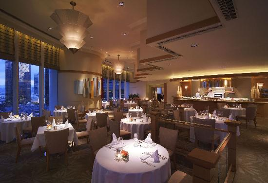 Brasserie on the Eighth at Conrad Hong Kong: Brasserie on the Eighth
