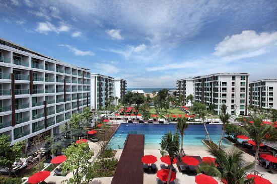Amari Hua Hin: Hotel Exterior 2 - Sea View
