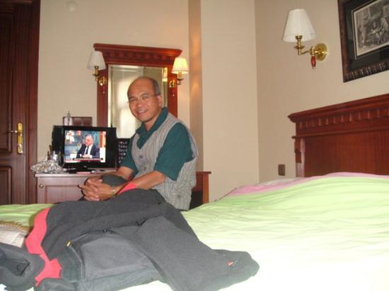 Emine Sultan Hotel & Suites: Emine room