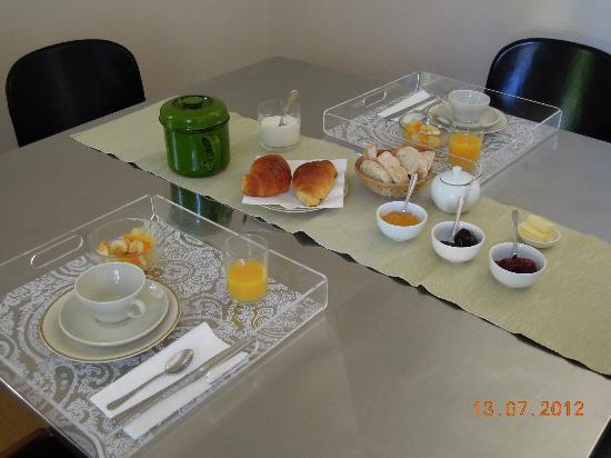 B&B Via Stampatori: Breakfast